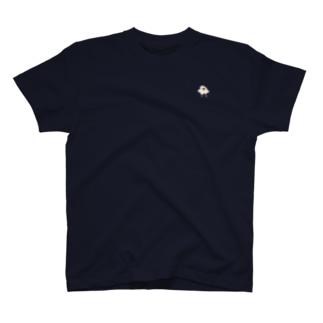 とりもちアップリケ Tシャツ