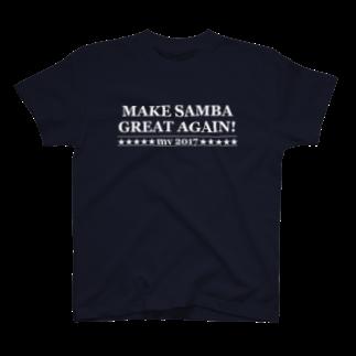 MSGA_WH Tシャツ