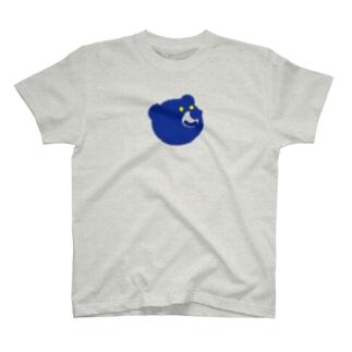 ニードル熊 Tシャツ