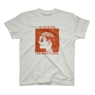 Think.Think.Think. Tシャツ