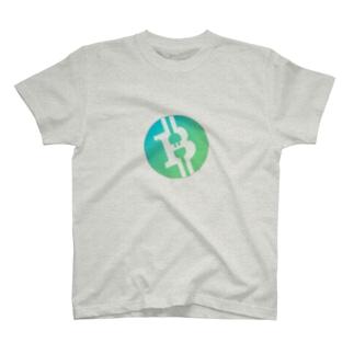 Bitcoin Plug Tシャツ