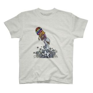 Eyescream Revolution Tシャツ