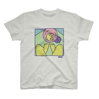 ナツ Tシャツ