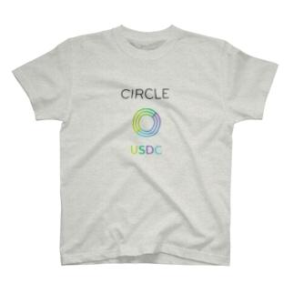 仮想通貨 USDC Tシャツ