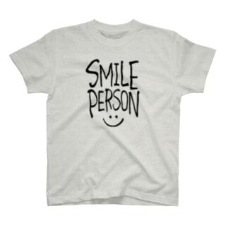 Smile Person / あのひと Tシャツ