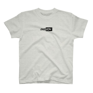 DIVISION_SP_BLACK Tシャツ