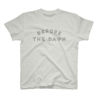 before the dawn (maimie) Tシャツ