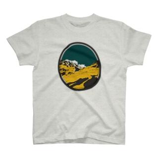 tate oyama Tシャツ