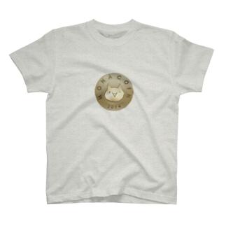 仮想通貨モナーコイン Tシャツ