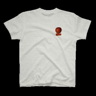 nuwtonの鰤Tシャツ