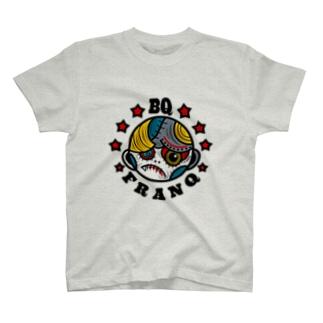 フランキュのT シャツ Tシャツ