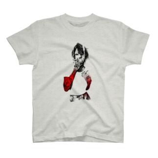 煙 Tシャツ