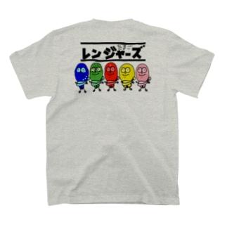 たまごレンジャーズ。 T-shirts