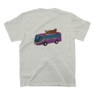 猫バス T-shirts
