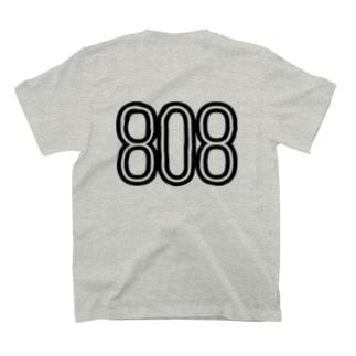 808 - BOB ※BLACK LOGO T-shirts