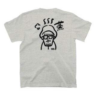 蒸瞑想グッズ_typeC T-shirts