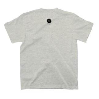 シンプルなくろがお☺️ T-shirts