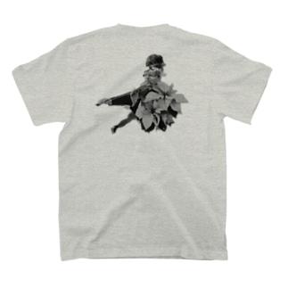 Violin mono T-shirts