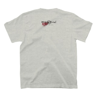 『Witch Trial 卒業ライブ殺人事件』ロゴ T-shirts