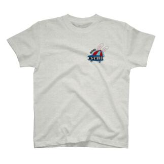 ASIBI グレー T-shirts