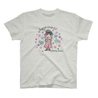 ドットさん T-shirts