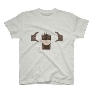 (暗黒微笑) T-shirts