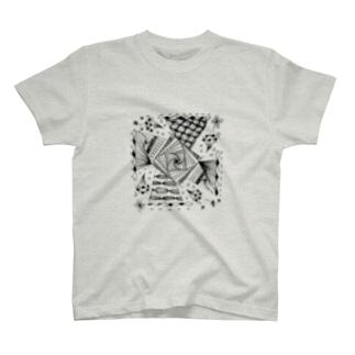 淡色用1 T-shirts