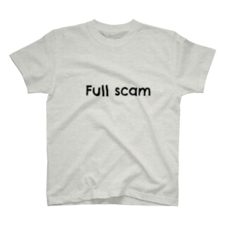 full scam T-shirts