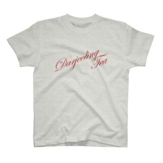 紅茶 - ダージリン T-shirts