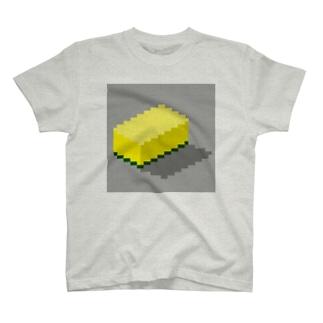 スポンジのドット絵Tシャツ T-shirts