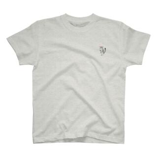 ユキヒョウのホンヨム T-shirts