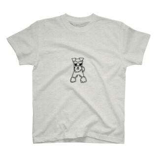ミニシュナのロサ T-shirts