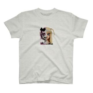 半分こ 2 T-shirts