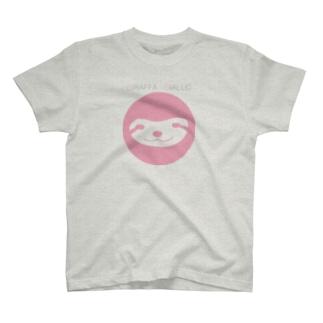 gg『ナマケモノのブラディボくん』 T-shirts