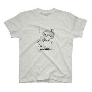ずんぐり〜ずの居眠り隊 T-shirts