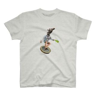 くりぷとこいなー T-shirts
