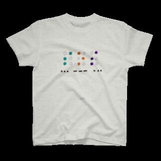 """おしゃべりサロン""""牡丹の会""""のSOS T-shirts"""