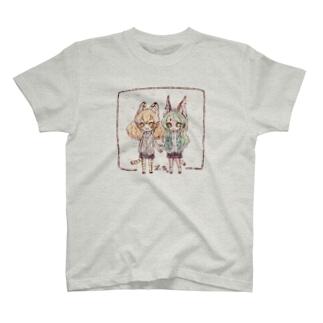 ズッ友 T-shirts