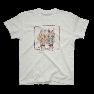 トンガリゴートのズッ友 T-shirts