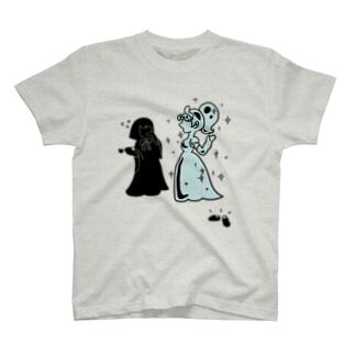 ガラスのシンデレラ T-shirts