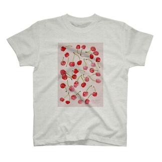 cherry_merry Tシャツ