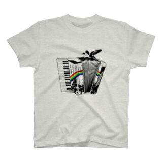Accordion/BK T-shirts