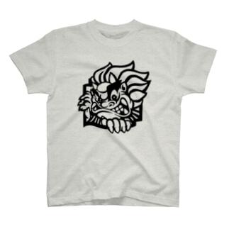 鬼DESIGN Tシャツ  T-shirts