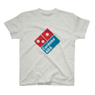 Cardano(Domino Pizza風) T-shirts