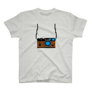 いいカメラを買ったよ!BLACK T-shirts