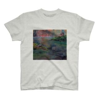 微酔(びすい) Tipsy T-shirts