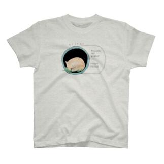 ウォレスくんは夢の中 T-shirts