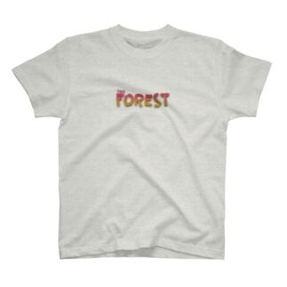 すみやんの森 T-shirts