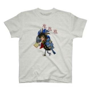 ROBOBOヤシオウム「教授ロボ」 T-shirts