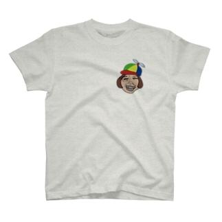 まや子 T-shirts